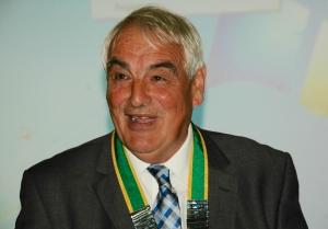 2016-17 President, Alan Stuttard