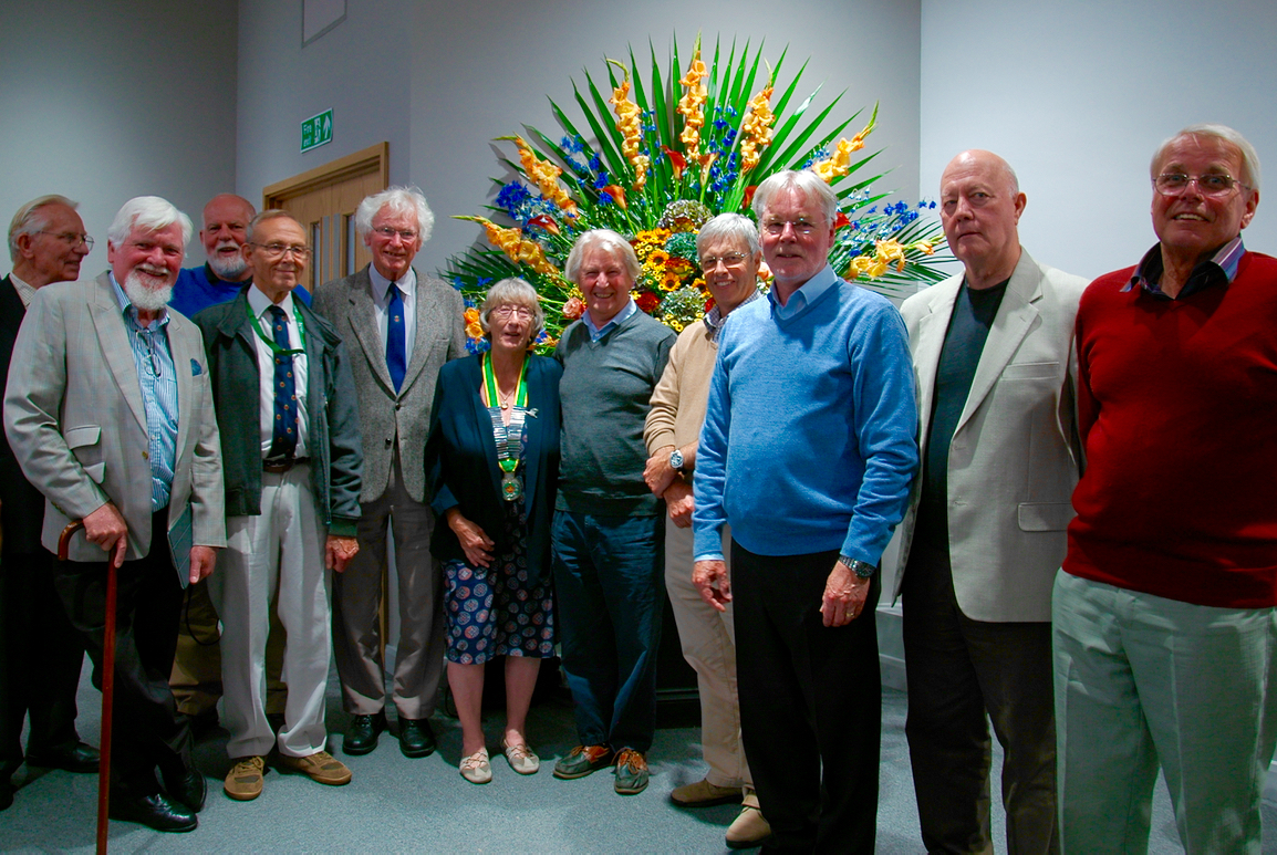 Past Presidents of the Kew Guild