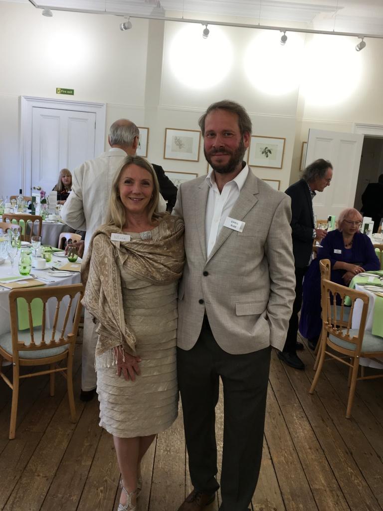 The Kew Guild Annual Dinner 2019