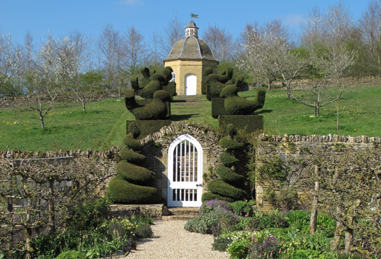 The Kitchen Garden at Rockcliffe, Hertfordshire