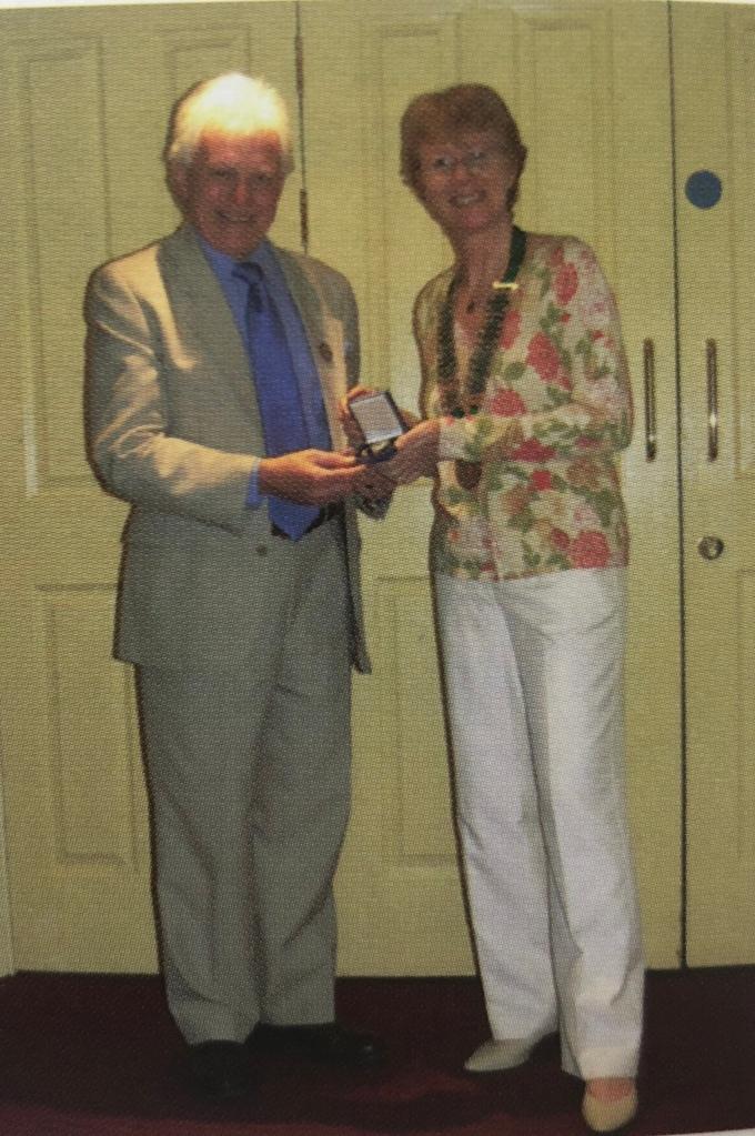 Winner of the 2008 Kew Guild Medal, Roy Lancaster
