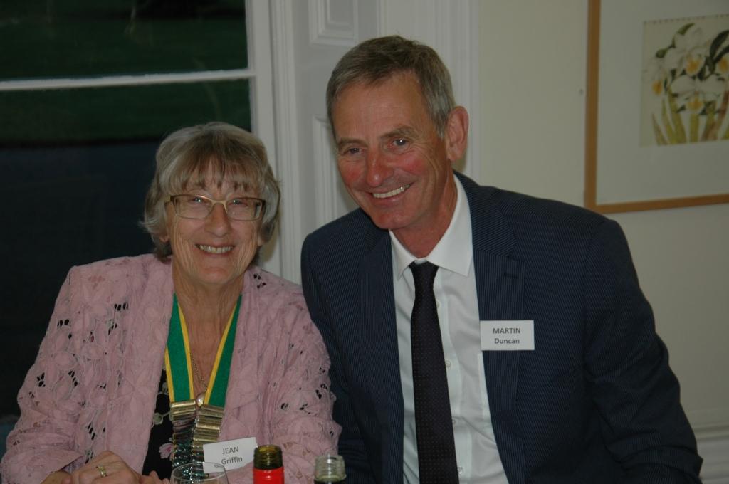 Winner of the 2018 Kew Guild Medal, Martin Duncan