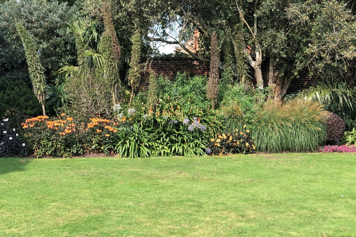 Cambrige Cottage, RBG Kew, 6th September 2021. Copyright Graham Heywood 2021.